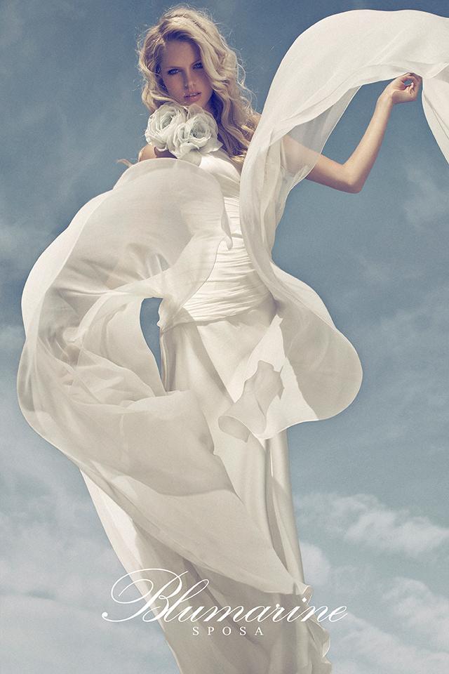 barbara pastore blumarine sposa